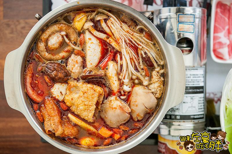 [屏東美食] 美味麻辣鍋層次分明「綠八角」庭園香料火鍋下午茶 強力推薦!