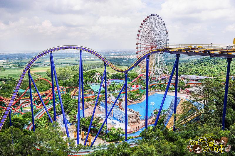 [國內旅遊] 亞洲唯一VR恐龍飛車x侏儸記之旅in劍湖山世界!水/陸一票玩到底~