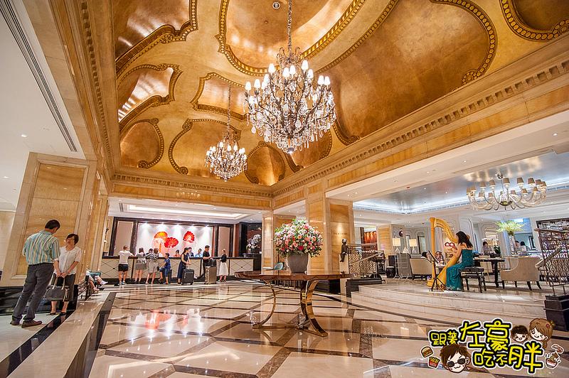 [香港住宿推薦] 香港三天兩夜自由行。尖沙咀「朗廷酒店THE LANGHAM」(海港城旁)