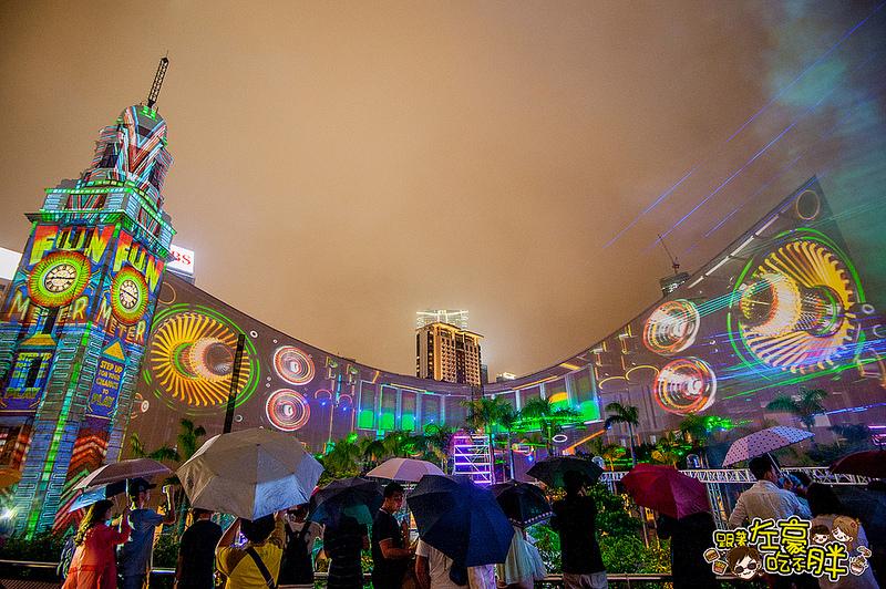 [旅遊] 香港三天兩夜自由行。必看超夯夜景「閃躍維港3D光雕匯演x幻彩詠香江」