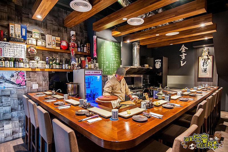 [高雄美食] 一技入魂 職人手作「全壽司」丼飯|客製化|無菜單