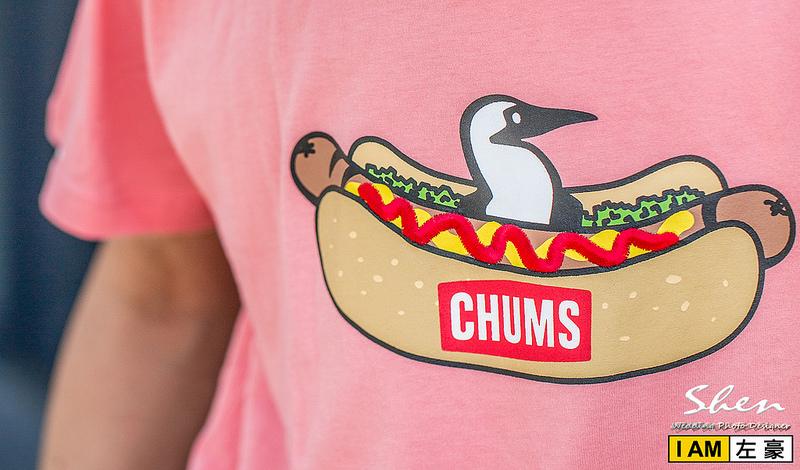 [休閒穿搭] 秋高氣爽好穿搭配「CHUMS」戶外樂活享受大自然!