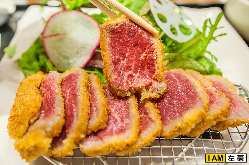 [日本] 2015日本自由行 東京正!日本牛 炸和牛肉 あおな(美味至極)
