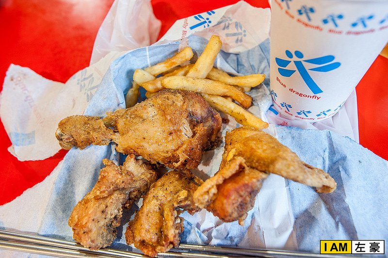 [食記] 台東必吃 ! 台式炸雞「藍蜻蜓速食店」高人氣排隊美食口味獨特 !
