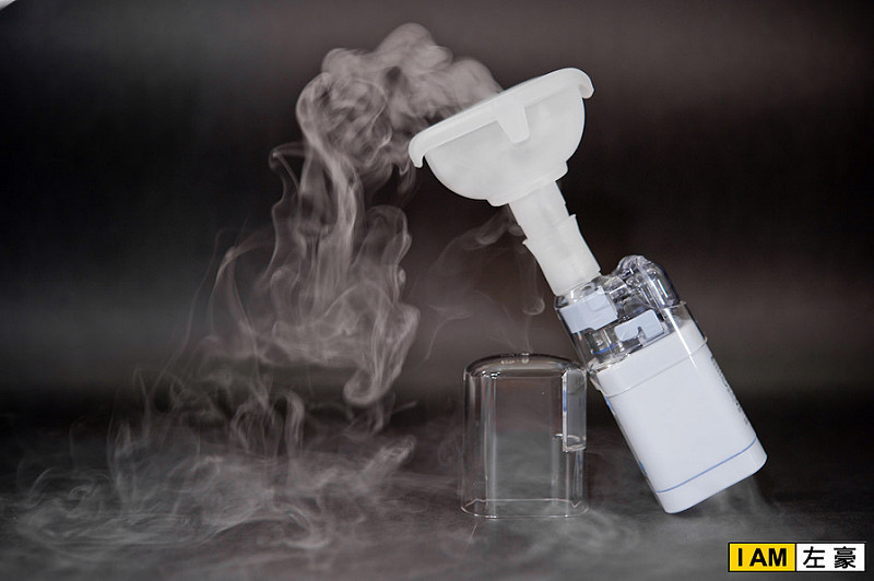受保護的文章:[開箱] 居家照護好幫手 歐姆龍 NEU-22網眼式噴霧器
