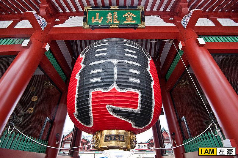 [日本] 2015日本自由行 必逛大人氣東京雷門淺草寺