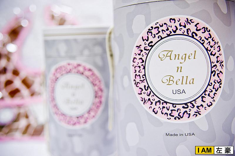 [體驗] Angel n Bella 頂級時尚安撫巾 (彌月/收涎/伴手禮)