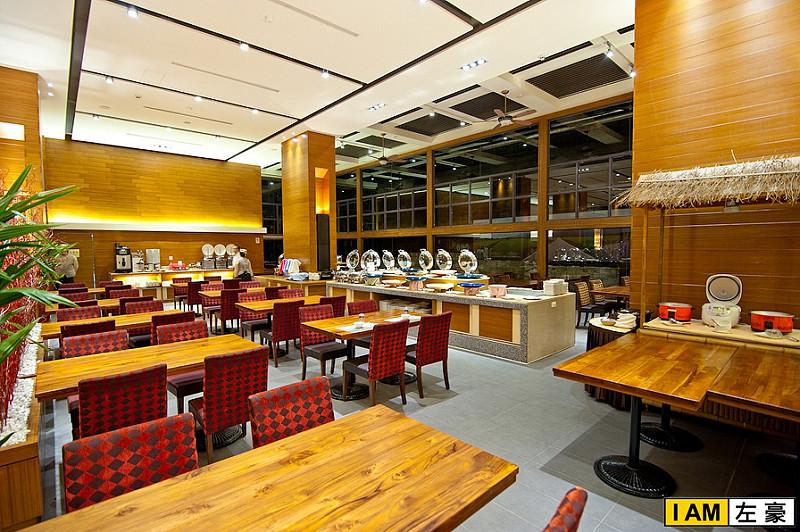 [食記] 台東。富野溫泉休閒會館 (Buffet早餐篇)
