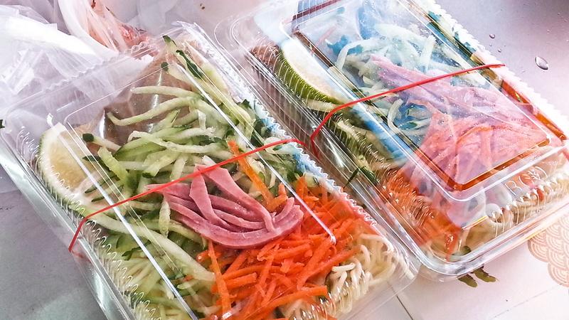 [高雄美食] 日式獨門醬料 林家涼麵 配雞絲更滿足!
