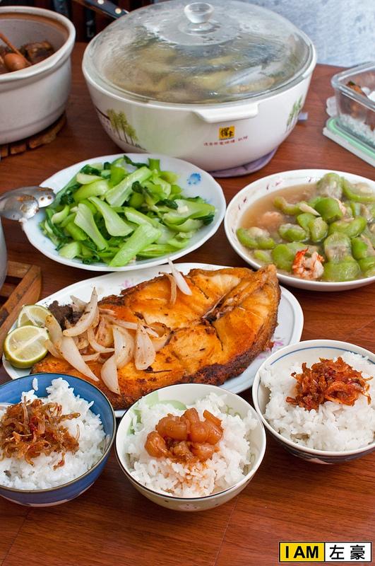 [邀約] 七福京醬 (干貝、櫻花蝦、吻仔魚)