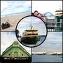 [旅遊] 澳洲蜜月旅行-蔓莉海灘(manly beach)+渡輪+雙層火車