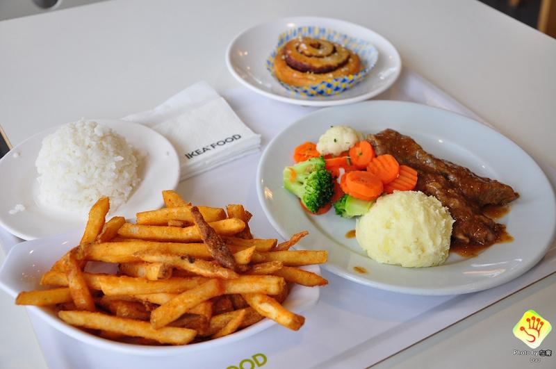 [高雄美食] 有在家吃早餐感覺 IKEA宜家家居餐廳 (早午餐)