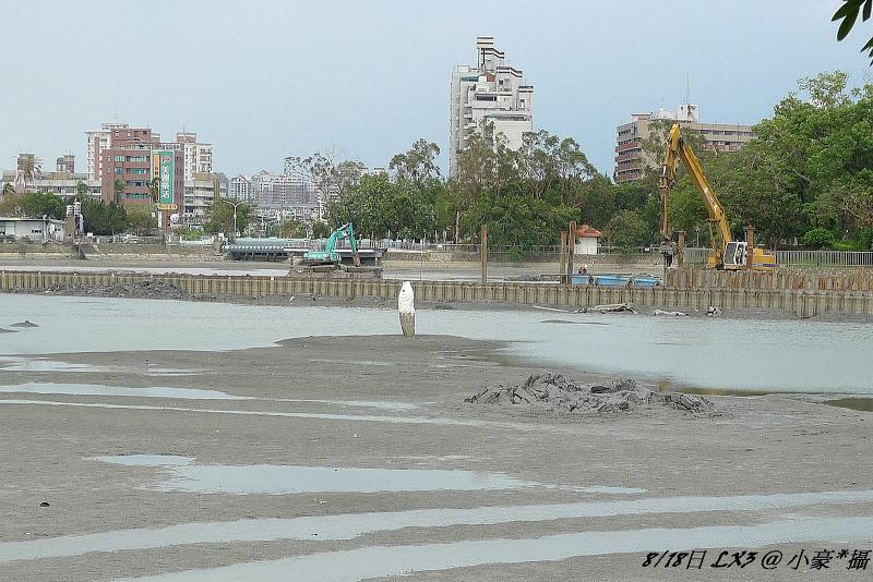 [停水]澄清湖的淤泥