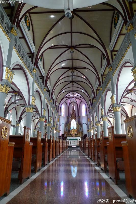 [高雄景點] 玫瑰聖母聖殿主教座堂