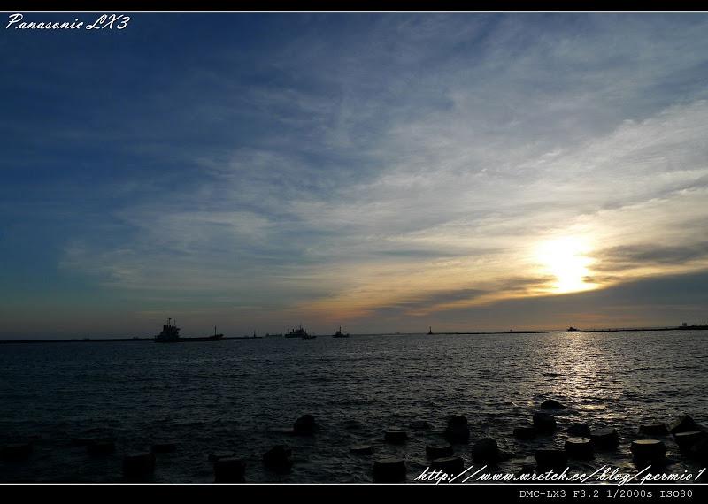 高雄-西灣夕陽