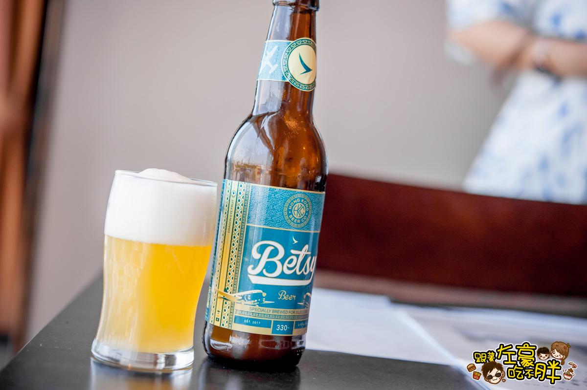 [生活] 35000呎高空啤酒!Besty beer 國泰航空 獨家手工絕品限量!