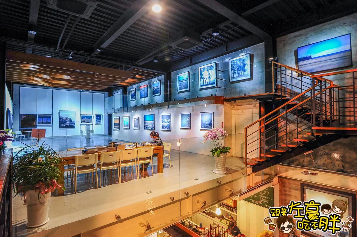 藝饌蘭庭咖啡館 藝術結合x生活享受x放鬆的好地方!