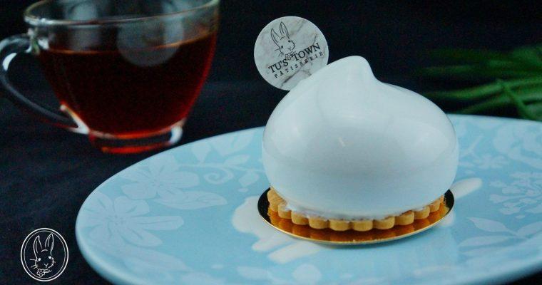 兔思糖法式甜點 京都風小山園香濃抹茶塔~2小時秒殺完售!