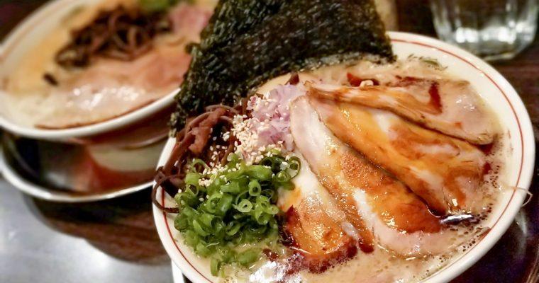 高雄鳳山最強拉麵Ramen初ui,特製豚骨拉麵大胃必點
