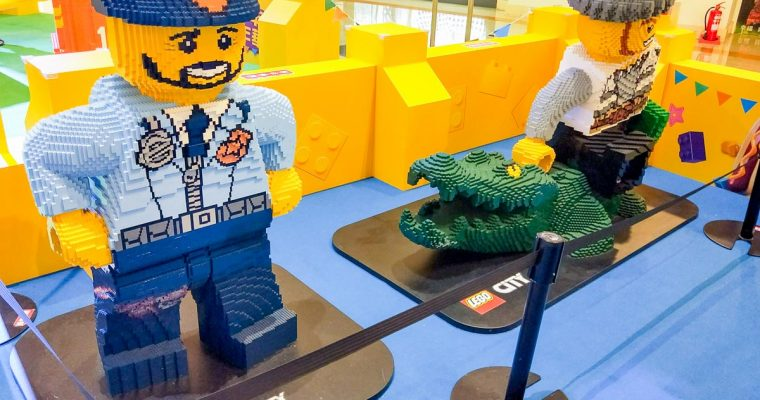 [旅遊] LEGO 樂高60年積木嘉年華 (高雄場夢時代/台北場美麗華百樂園)