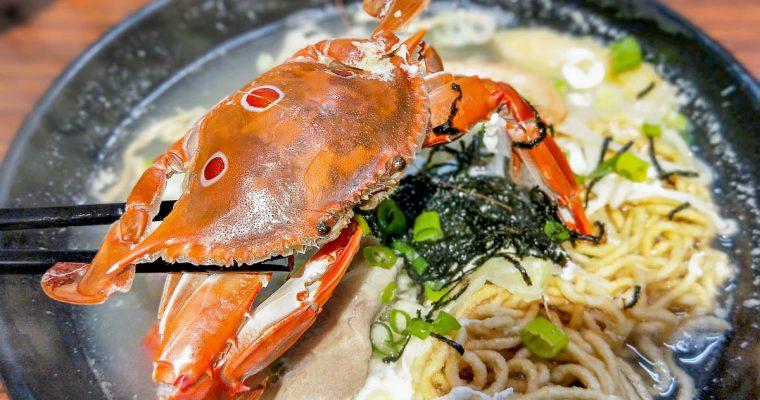 90元龍蝦(螃蟹)鍋燒麵!TVBS新聞推薦-木仁畦平價火鍋