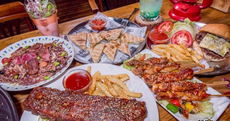 高雄美食 重量級懷舊牛仔風酒吧~馬爹力舊美式餐酒館,喝酒聚餐推薦