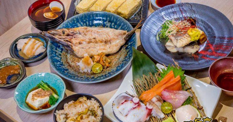 太羽魚貝料理專門店 巨蛋獨家 生魚片定食x東京名店登台(漢神巨蛋美食)