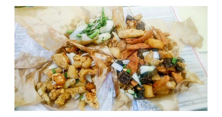 佳香鹽酥雞 鳳山美食小吃!人氣鹽酥雞必點雞皮、三角骨、魷魚~
