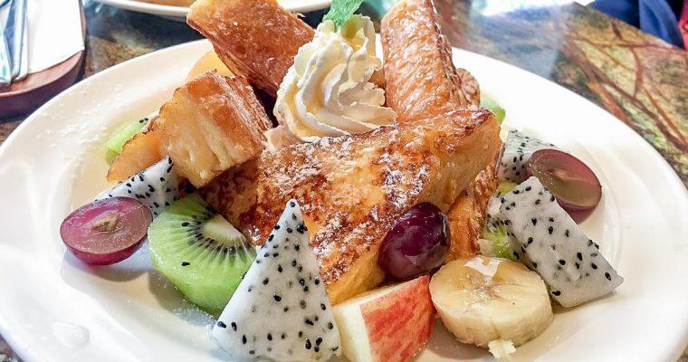 高雄美食 河映咖啡 北高雄河畔法國風浪漫咖啡早午餐氣質小店