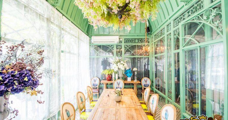 [屏東美食] 寶德旺法國茶坊 1秒坐在小巴黎~屏東下午茶聚餐約會浪漫餐廳推薦!