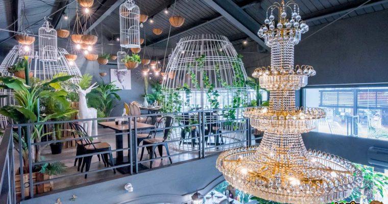 鳳山美食 文山特區最強夢幻森林祕境~BT蝴蝶餐廳 咖啡下午茶這家必朝聖